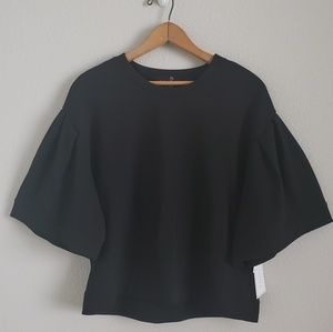1.STATE Rich Black Top NWT